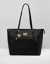 Marc B Angel Classic East-West Zipped Shopper Bag