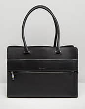 Modalu Leather Structured Tote Bag