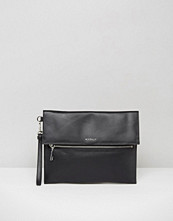 Modalu Leather Pouch Clutch Bag