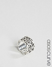 ASOS Curve Woven Ring