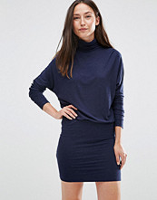 Selected Livena Long Sleeve Roll Neck Dress