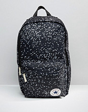 Converse Logo Backpack With Star Print