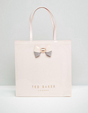Ted Baker Large Icon Bag in Pale Pink