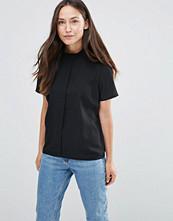 Selected Darva Short Sleeve Top
