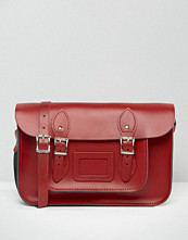 Leather Satchel Company The Leather Satchel Company 12.5 Inch Satchel