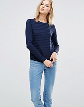 Y.a.s Classic Navy Jumper