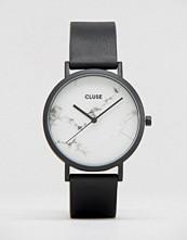 Cluse La Roche Black Marble Watch CL40002