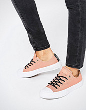 Converse Chuck Ii Shield Canvas Pink Ox Trainers