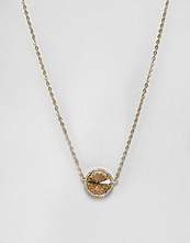 Ted Baker Rivoli Crystal Pendant Necklace