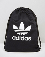 Adidas Originals Drawstring Backpack With Trefoil Logo