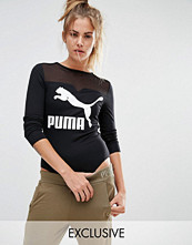 Puma Exclusive To ASOS Logo Body With Extreme Low Back
