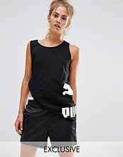 Puma Exclusive To ASOS Muscle Tank In Black