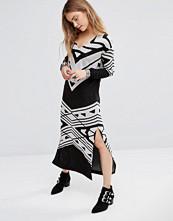 Free People Swit Maxi Dress In Bauhaus Print