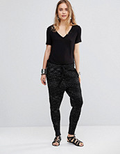Free People Roadtrip Printed Joggers