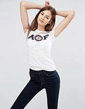Abercrombie & Fitch Logo T-Shirt