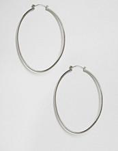 Cheap Monday Silver Hoop Earrings