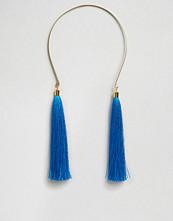Suzywan DELUXE Suzywan Silk Tassel Necklace