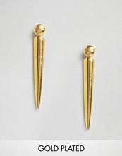Ottoman Hands Stick Earrings