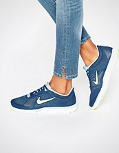 Nike Blue Tr5 Trainers