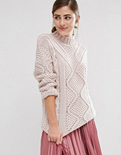 Fashion Union Roll Neck Knitted Jumper