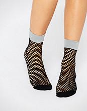Jonathan Aston Flash Fishnet Sock