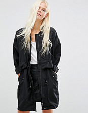 Minimum Waist Detail Jacket