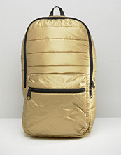 Converse Quilted Metallic Backpack