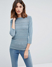 Warehouse Textured Knit Jumper