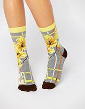 Blue Q Sunshiny Ass Socks