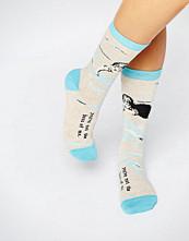 Blue Q Not The Boss Socks