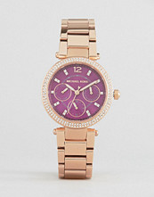 Michael Kors Rose Gold Mini Parker Watch MK6403