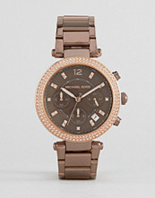 Michael Kors Brown Parker Watch MK6378