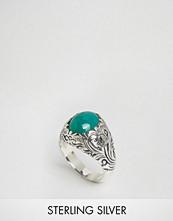 Rock 'N' Rose Rock N Rose Ginna Green Onyx Ring