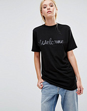 This Is Welcome Classic Logo T-Shirt
