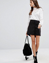 Free People Walk My Way Mini Skirt