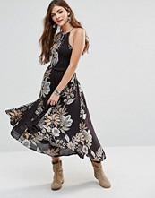 Free People Seasons Sun Floral Dress