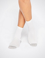 Monki Ribbed Sock