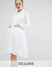 Monki Exclusive Smock Dress