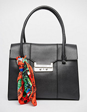 Love Moschino Tote Bag With Scarf