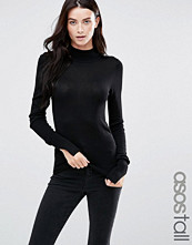 Asos Tall Jumper With Turtle Neck