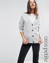 ASOS Petite Cardigan in Wool Mix