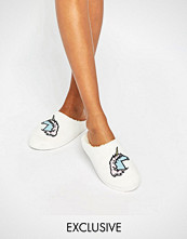 Daisy Street Unicorn Slippers