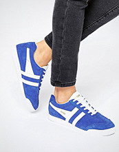 Gola Classic Harrier Trainers In Blue