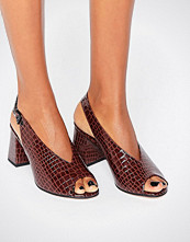 ASOS HOLLIE Heeled Sandals