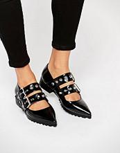 ASOS MAEGAN Pointed Flat Shoes