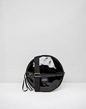 Cheap Monday Patent Circle Clutch Bag