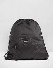 Cheap Monday Front Pocket Drawstring Backpack