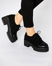 ASOS OBACA Chunky Lace Up Shoes
