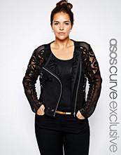 ASOS Curve Premium Lace Jacket