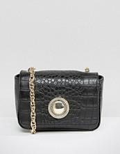 Versace Jeans Croc Shoulder Bag